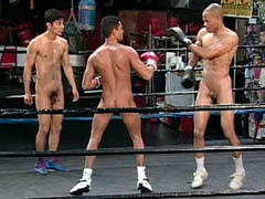 Boxing lessons nude scenes